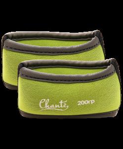 Утяжелители для художественной гимнастики Phenomen, 200 гр, желтые, Chanté