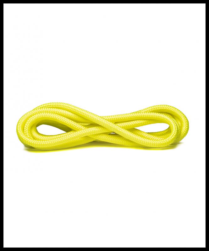 Скакалка для художественной гимнастики RGJ-401, 3м, салатовый, Amely