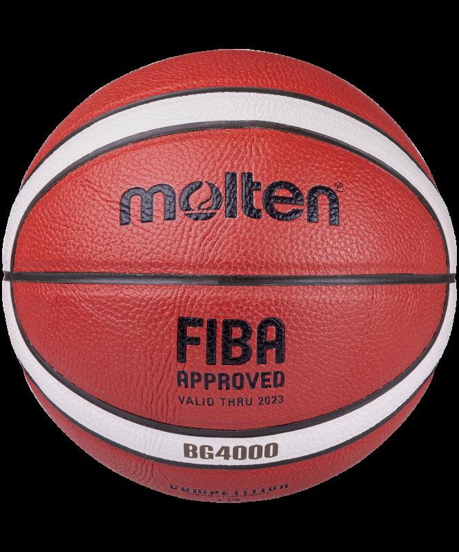 Мяч баскетбольный B6G4000 №6, Molten