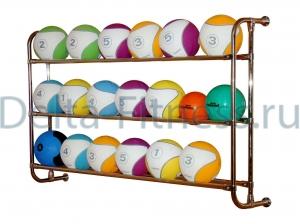 Подвесная консоль для медицинских мячей