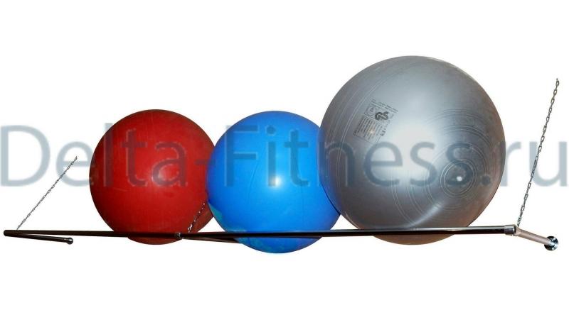 Подвесная консоль для фитболов 2