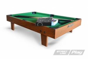 Игровой стол для бильярда настольный пул Startline Play