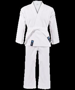 Кимоно для рукопашного боя Start, белый, р. 0/130, Rusco