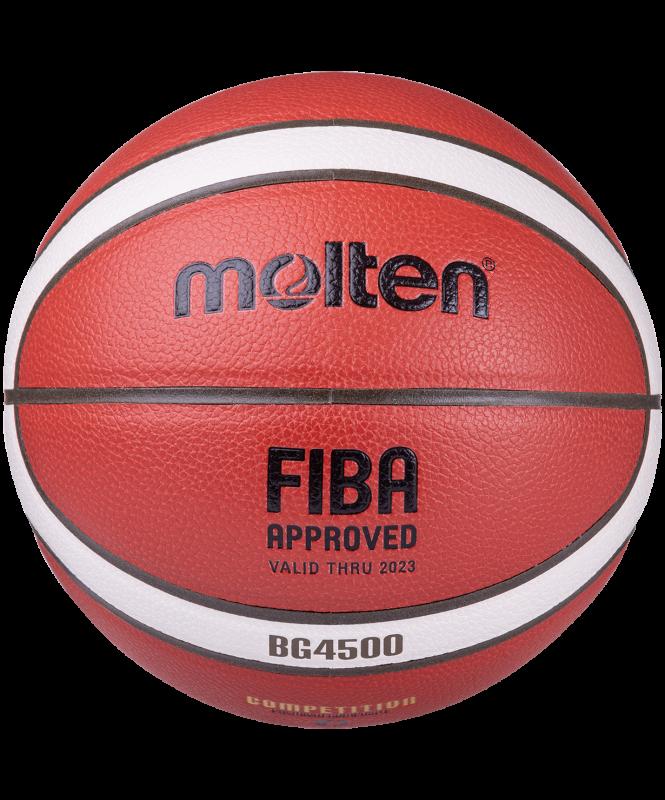 Мяч баскетбольный B7G4500 №7, Molten