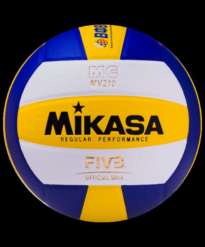 Мяч волейбольный MV 210, Mikasa