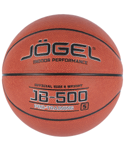 Мяч баскетбольный JB-500 №5, Jögel