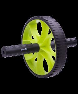 Ролик для пресса RL-103, зеленый/черный, Starfit