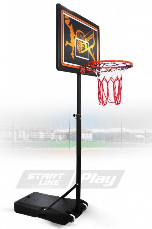 Мобильная баскетбольная стойка Startlin SLP Junior-018F