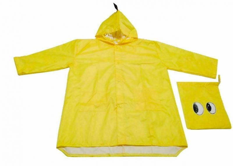 Дождевик «ДРАКОН» желтый, размер М BRADEX DE 0485