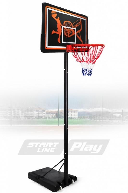 Мобильная баскетбольная стойка Startlin SLP Standard-003F
