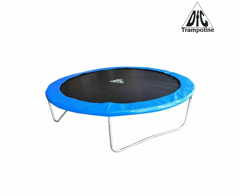 Батут DFC Trampoline Fitness 5 футов б/сетки (152,5см) 5FT-TRBL