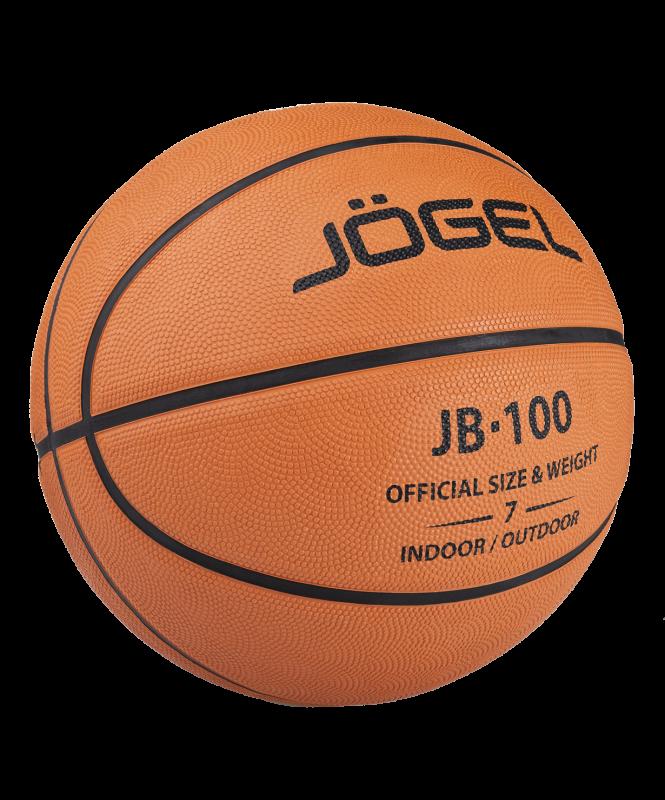 Мяч баскетбольный JB-100 (100/7-19) №7, Jögel