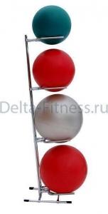 Подставка для хранения 4-х гимнастических мячей (фитболов)