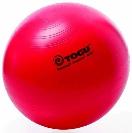 Гимнacтичecкий мяч Togu ABS Powerball 75 см красный