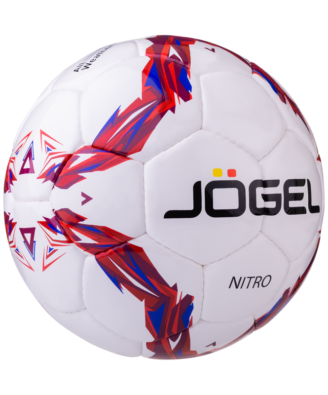 Мяч футбольный JS-710 Nitro №4, Jögel
