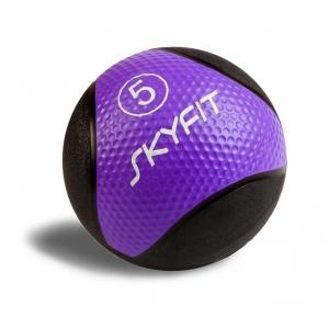 Медицинский мяч (медбол) SKYFIT вес 5 кг.