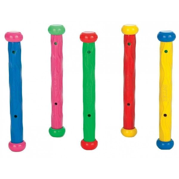 Тонущие палочки для бассейна INTEX