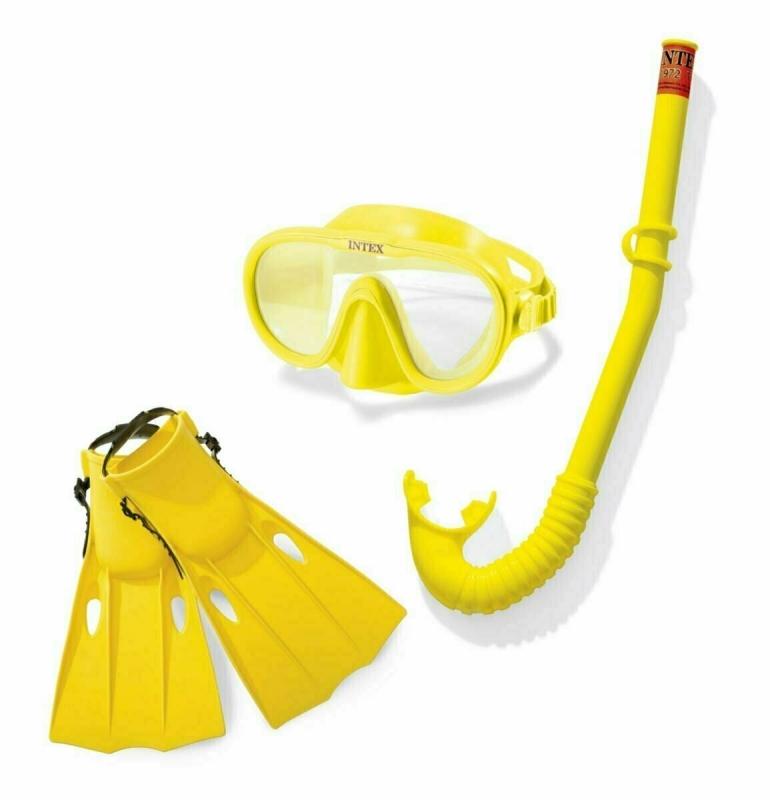 Набор для плавания Intex 55655