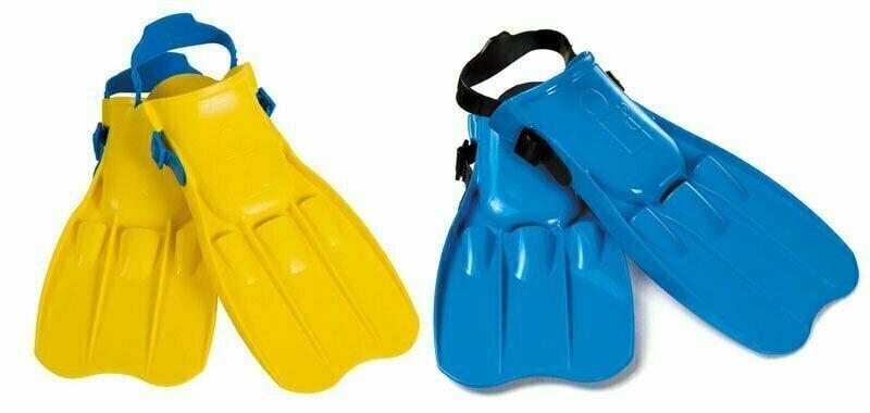 Ласты для плавания Medium Swim Fins Intex 55931 разм. 38-40