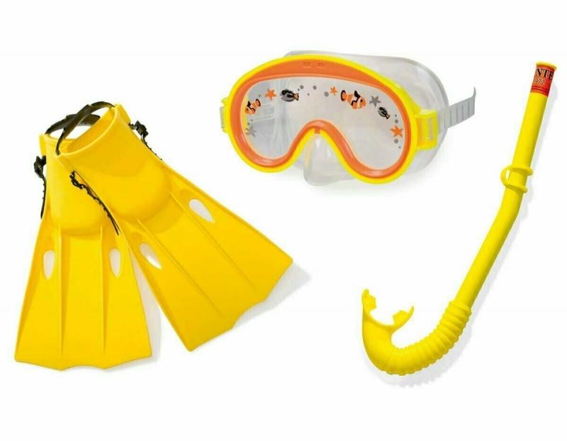 Набор для плавания Adventure View Swim Set Intex 55954