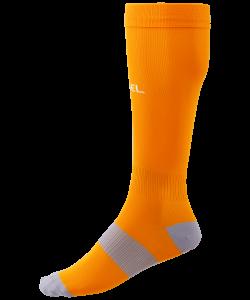 Гетры футбольные JA-006 Essential, оранжевый/серый, Jögel