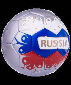 Мяч футбольный Russia №5, Jögel
