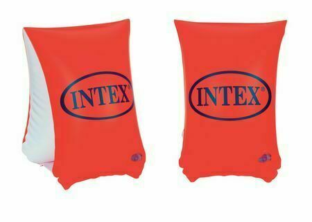 """Нарукавники """"Large Deluxe Arm Bands"""" Intex 58641"""
