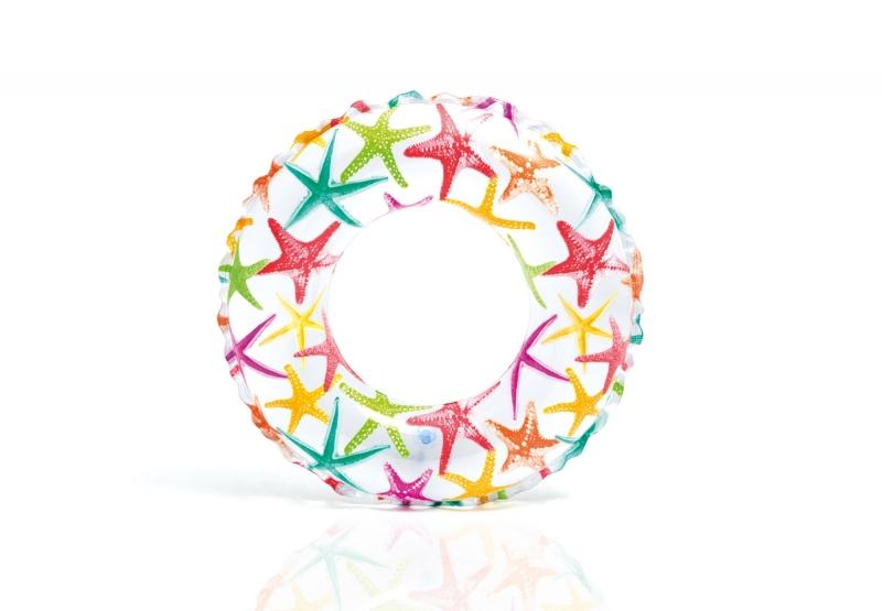 Круг Intex разноцветный 51 см, от 3 до 6 лет 59230