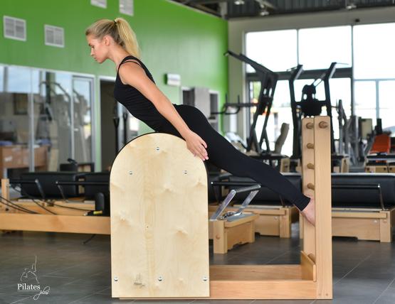 Бочка с лестницей Pilates Plus (ВL)