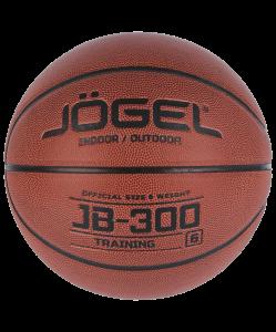 Мяч баскетбольный JB-300 №6, Jögel