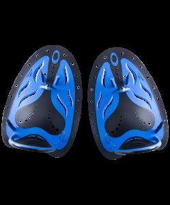 Лопатки для плавания B-Stroke Black/Blue, S, 25Degrees