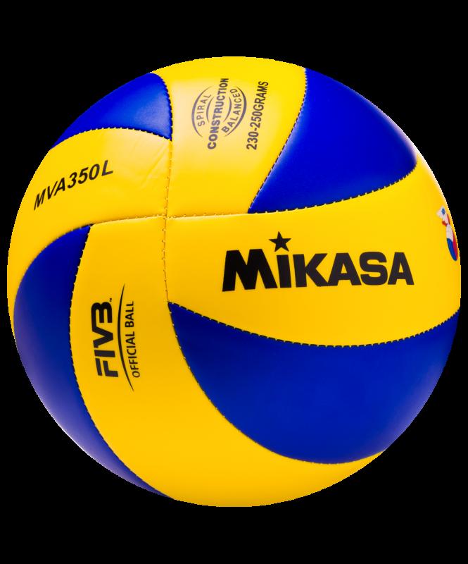 Мяч волейбольный MVA 350 L