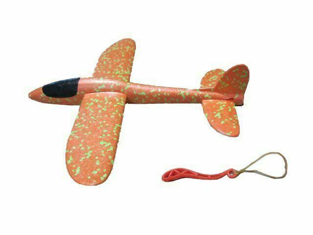 Планер малый с пусковым механизмом, размах крыла 36 см BRADEX DE 0456