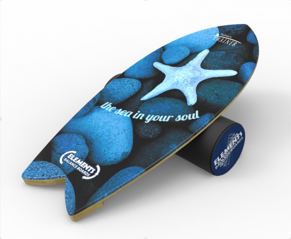 Баланс борд Elements Shortboard Starfish