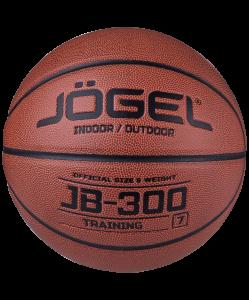 Мяч баскетбольный JB-300 №7, Jögel