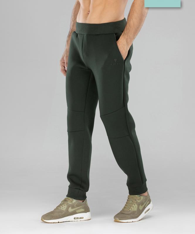 Мужские спортивные брюки Balance FA-MP-0102, хаки, FIFTY