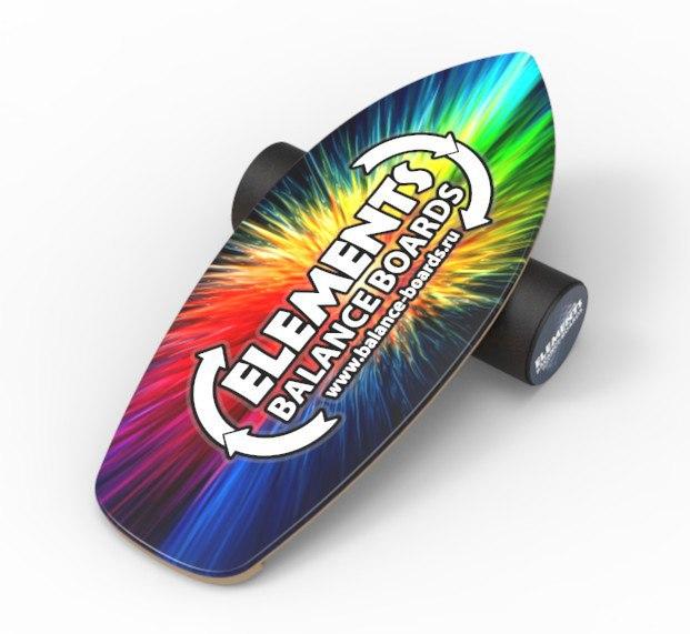 Баланс борд Elements Surf Logo