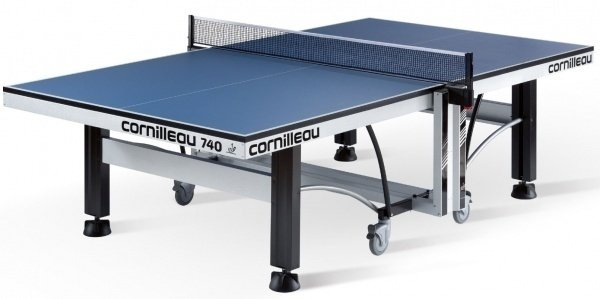 Теннисный стол Cornilleau Competition 740 ITTF Indoor Blue