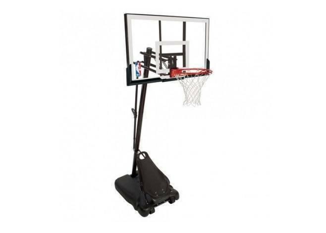 """Баскетбольная стойка Spalding Gold 48"""""""