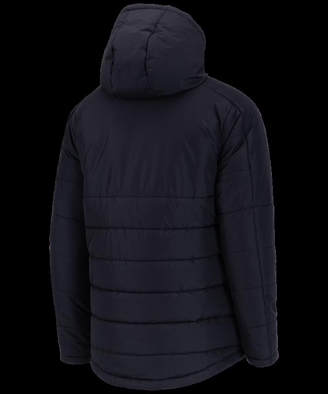 Куртка утепленная детская CAMP Padded Jacket, черный, Jögel