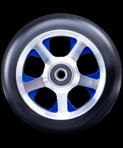 Колесо для трюкового самоката Chaser Blue 110 mm, XAOS