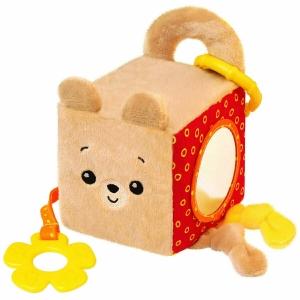 Развивающий кубик Мишка Барни