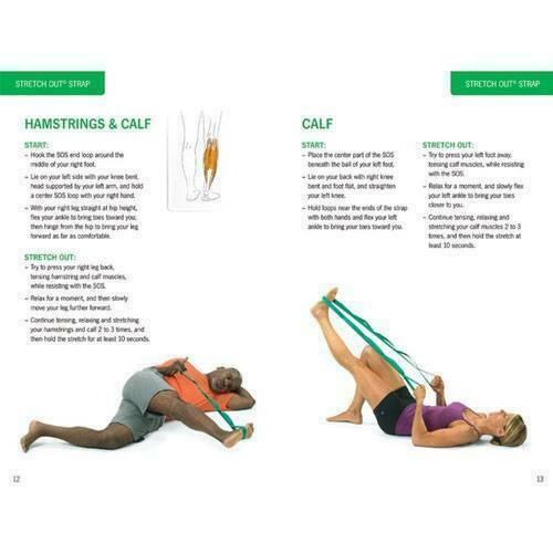 Ремень для растяжки Perform Better Stretch Out® Strap