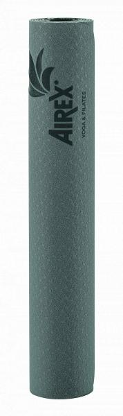 Коврик для йоги AIREX Yoga ECO Pro Mat 183х61х4 мм. антрацит