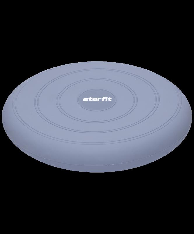 Платформа балансировочная BP-102, с насосом, серый, Starfit