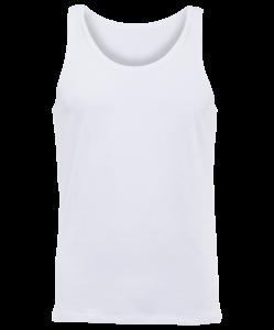 Майка гимнастическая AA-5920, хлопок, белый (28-34), Amely
