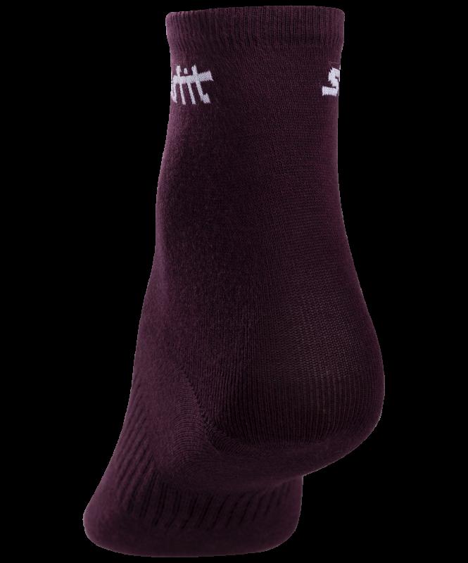 Носки средние SW-206, бордовый/светло-розовый, 2 пары, Starfit