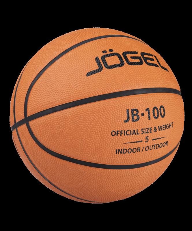 Мяч баскетбольный JB-100 (100/5-19) №5, Jögel