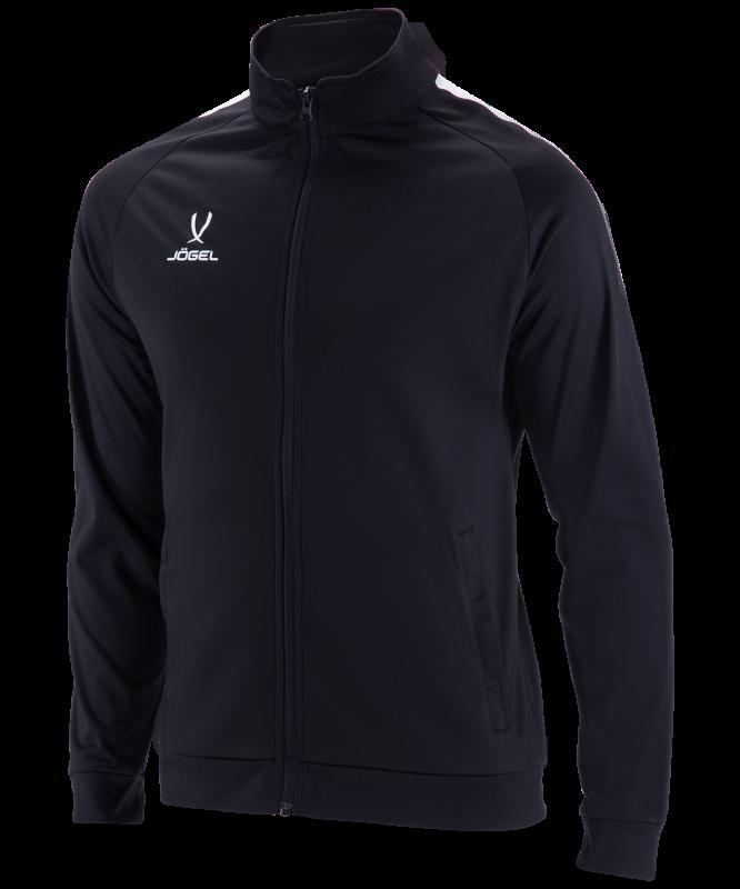 Олимпийка детская CAMP Training Jacket FZ, черный, Jögel