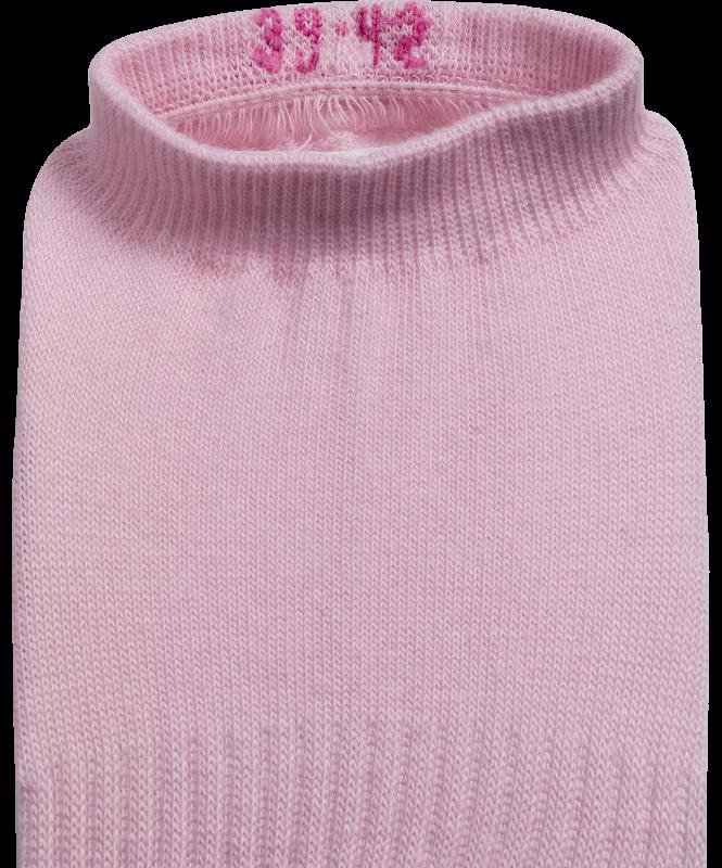 Носки низкие SW-205, мятный/светло-розовый, 2 пары, Starfit